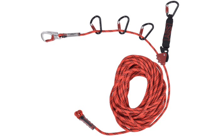 ABS Lanyard - temporary lifeline system_1